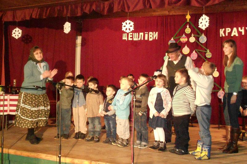 У Дюрдьове отримани традицийни Крачунски концерт