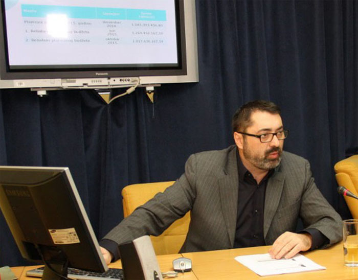 Конкурси представел покраїнски секретар за науку и тейнолоґийни розвой Владимир Павлов