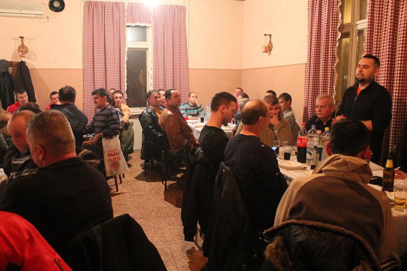 У Керестуре вчера отримана Рочна скупштина Здруженя паприґарох
