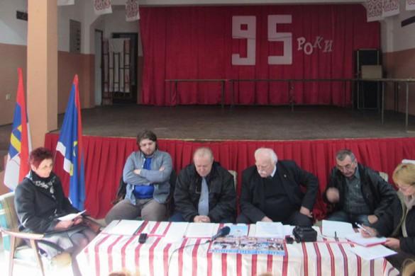 Роботне предсидательство на Рочней скупштини РМ отриманей у Шидзе