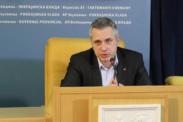 Нови конкурси наявел покраїнски секретар за польопривреду Бранислав Боґарошки