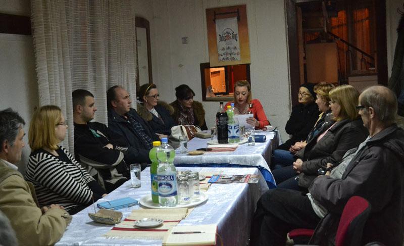 У Коцуре вчера отримана Рочна скупштина Месного одбору Рускей матки