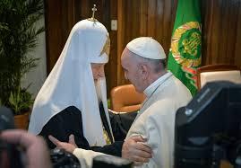 papa i patrijarh