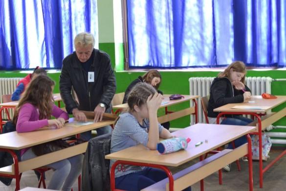 Из русинског језика такмичили се ученици из двадесет школа