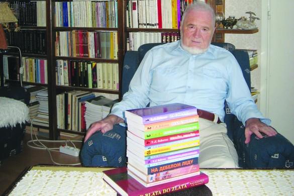 21 Svojo knjižki na stolje, cudzi na poljicoh