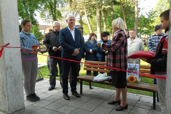 У Дюрдьове отворена Еко-студня