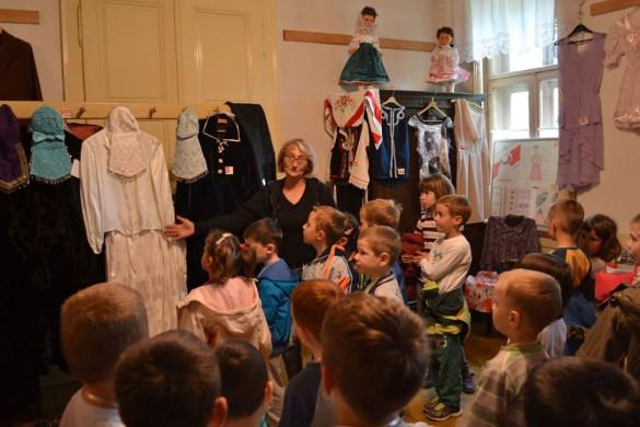 Отримане Стретнуце предшколских дзецох