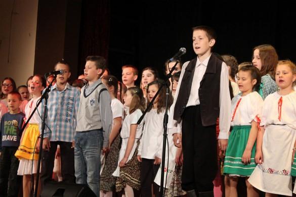 Наймладши Керестурци указали свойо таланти