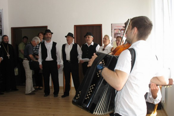 Русини из Србије на Фестивалу русинске културе у Свидњику