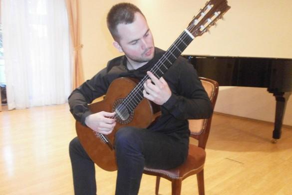Димитрий Цап отримал солистични концерт
