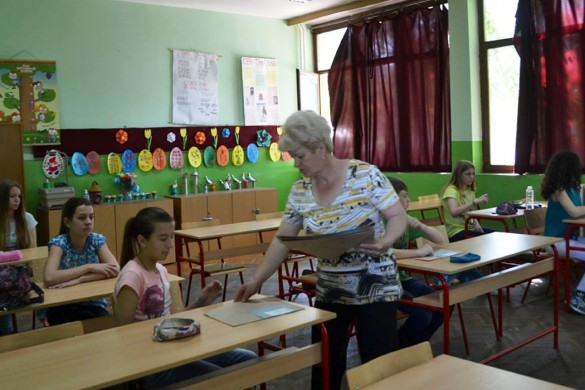 На Републичним змаганю з руского язика перши места школяром з Керестура и Нового Саду