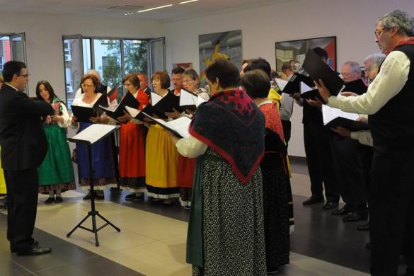 Концерт Хору з Италиї у Новим Садзе