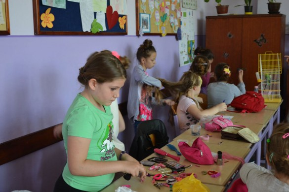 Числени активносци з нагоди Дня школи у Коцуре