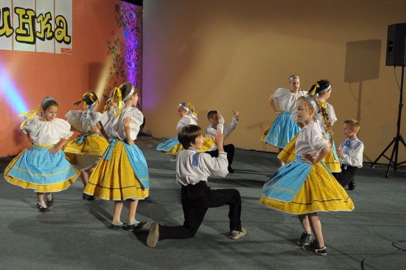 """Роботнї и културна програма на """"Веселинки"""""""