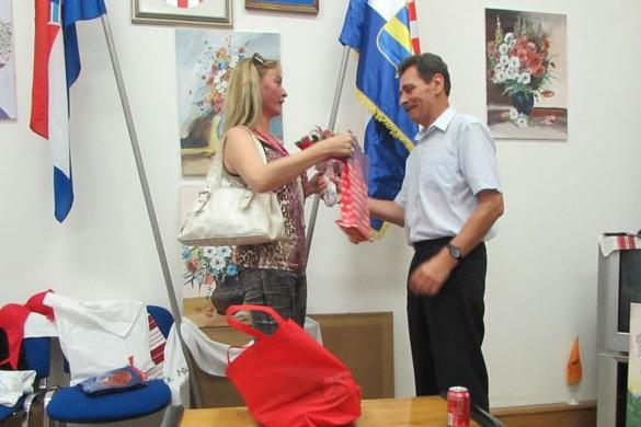 Вистава и монодрама на Дню Руснацох Горватскей у Заґребу