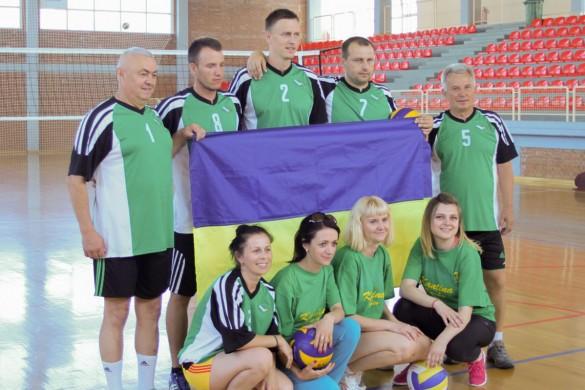 Погар и медалї освоєла екипа з Перечину, з України