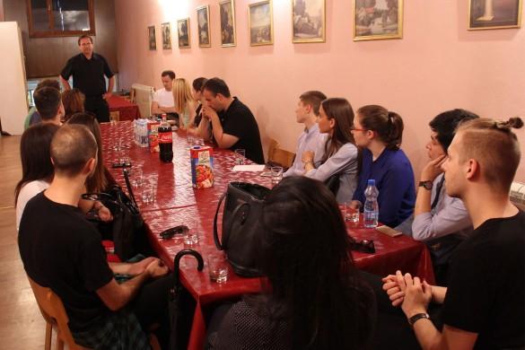 Студенти руского язика нащивели институциї у Руским Керестуре