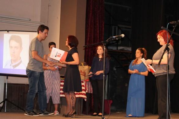 Матурантом керестурскей Штреднєй школи подзелєни дипломи