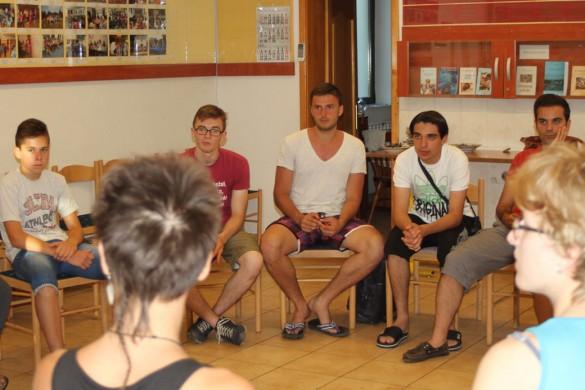 Почал Медзинародни волонтерски камп