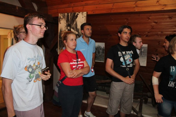 Волонтере нащивели церкву и музейну збирку