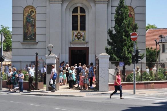 У Новим Садзе преславени 196. Кирбай