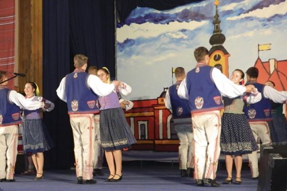 "Ансамбл ""Кичера"" наступел у Дюрдьове"