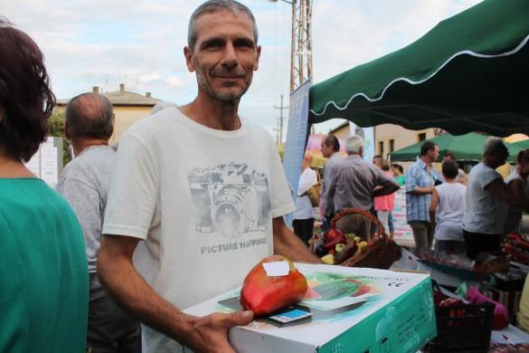 """Културно-забавни програм """"Дана крстурске паприке"""" одржан је у центру села"""