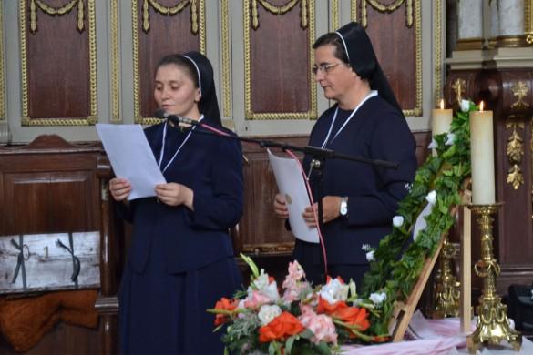 Икона и мощи бл. ш. Йосафати Гордашевскей у Коцуре