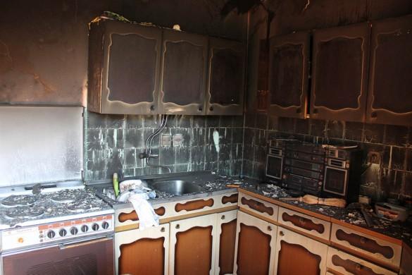 НАЈНОВИЈА ВЕСТ: Изгорео стан у Улици Иво Лоле Рибара