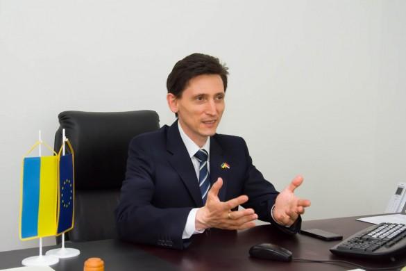 Його екселенция Олександар Александрович