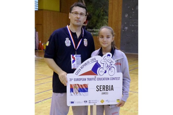 Репрезентация Сербиї, у хторей и Цифричова з Керестура – штварта у Европи