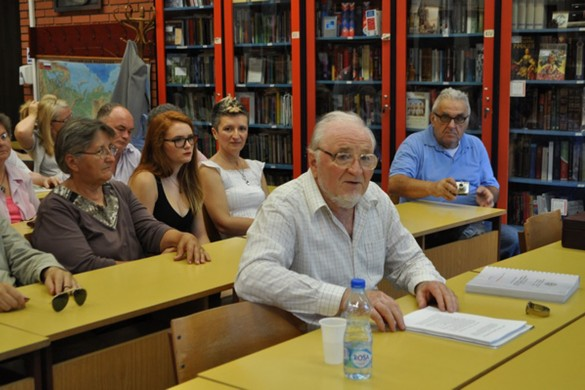 Владимир Кирда одбранєл докторску дисертацию