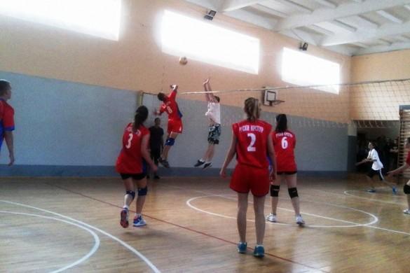 Школярки з Керестура участвовали на турнире у Мукачове