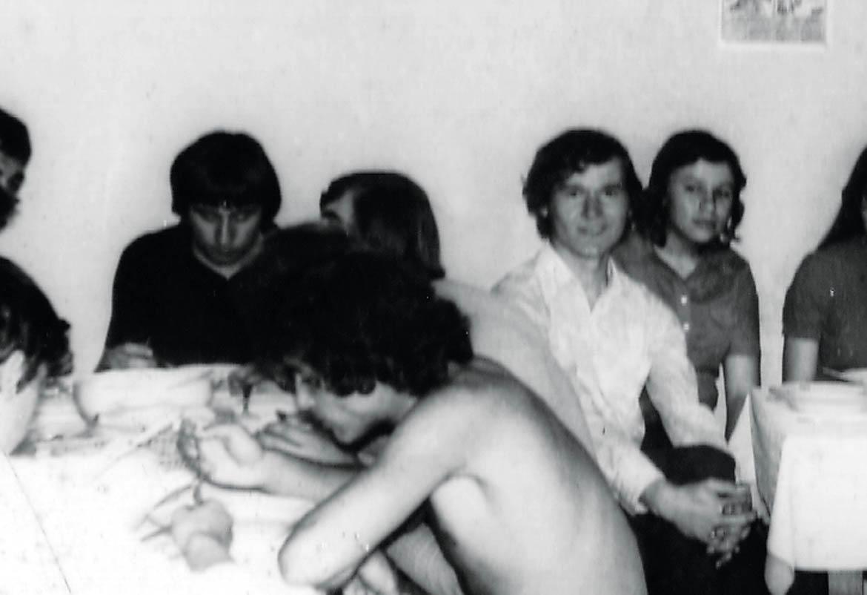 Gimnazijski internat 70-tih