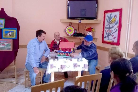 Дзень старих у вербаским Ґеронтолоґийним центре