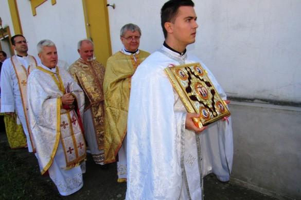 У Бачинцох преславени 166. Кирбай