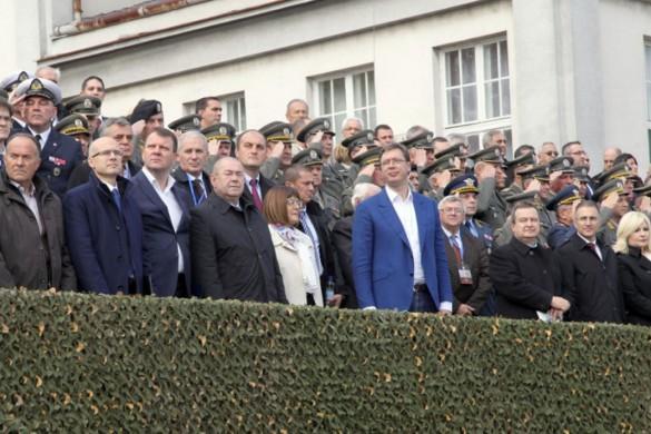З нагоди Дня ошлєбодзеня Нового Саду приказани капацитети и способносци Войска Сербиї