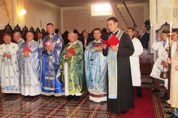 Означена 180-рочнїца грекокатолїцкей парохиї у Петровцох