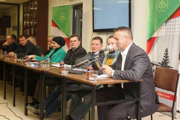 Шанта на Фестивалє литератури националних меншинох