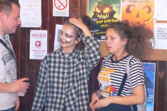 У Новим Садзе Бал под масками