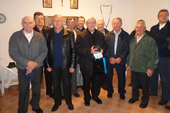 О. Яким Симунович означел 45 роки од пошвецаня