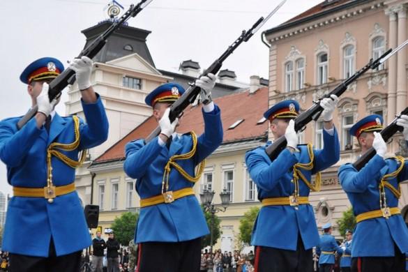 Нєшка приказ роботи, опреми и специялносцох Войска Сербиї