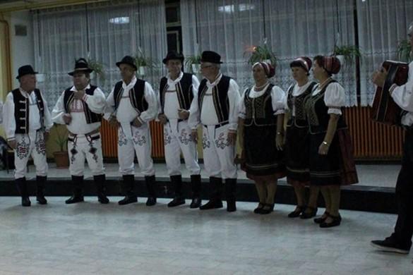 Госци зоз Словацкей и Польскей у Жаблю и Новим Садзе
