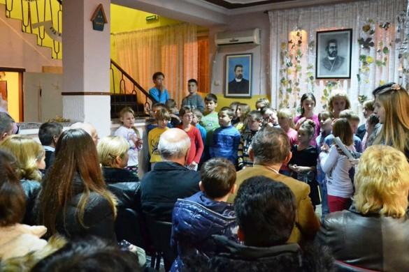 Вчера вечар пошвецени Костельникови, ютре промоция кнїжкох за дзеци