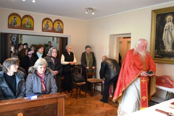 Кирбай у коцурским Манастире НДМ