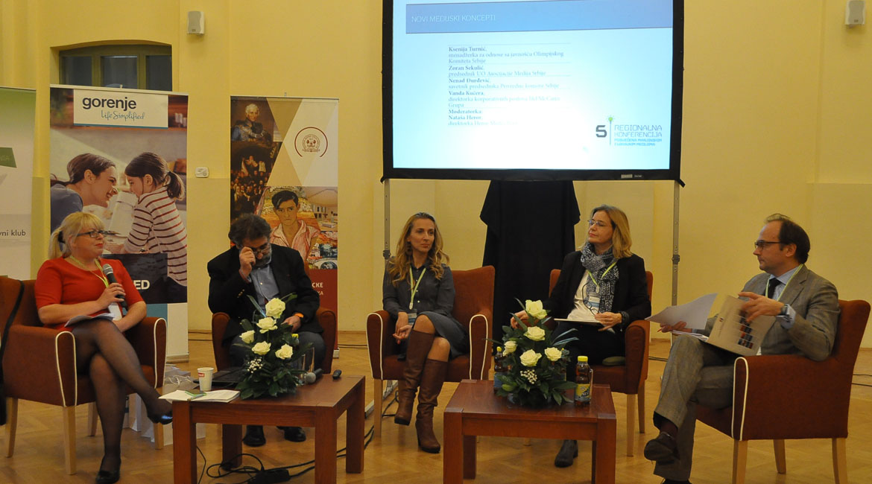 V Regionalna konferencija posvecena manjinskim i lokalnim mediji