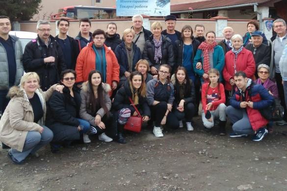 """Дружтво """"Руснак"""" участвовало на Фестивалє у Мукачове"""