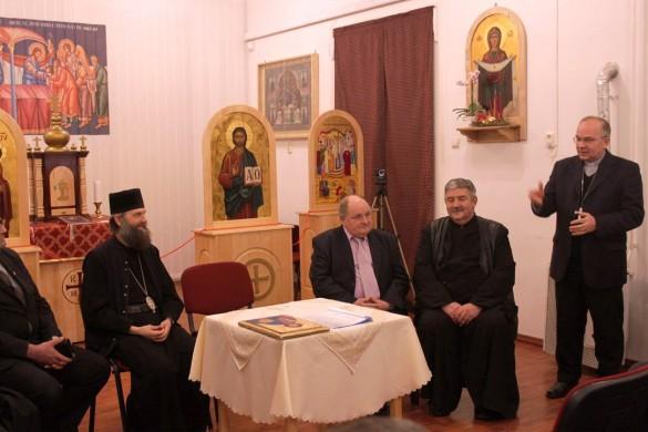 Побратимели ше парохиї з Кечкемету и Керестура и рихтаю заєднїцки проєкт