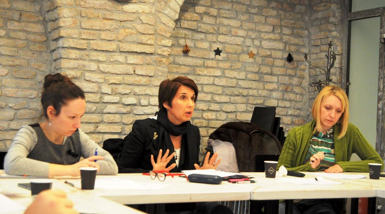 Sastanak sa timom za rodnu ravnopravnost Nacionalnog saveta Rusina