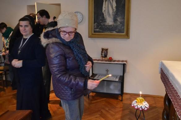 Вифлеємски огень сцигол до Сербиї